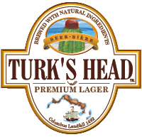 Turks Head Beer, Provo Beverages Ltd. Premium Turks and Caicos Beer
